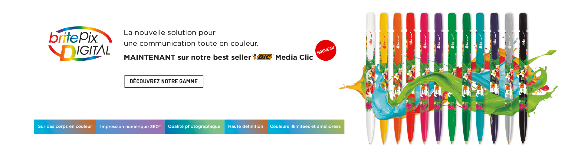 BIC MEDIA CLIC BRITEPIX DIGITAL